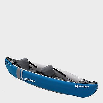 Ny Sevylor 2 person Adventure Kayak Kit blå