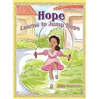 Hoop leert te springen van touw door Cancryn & Amy
