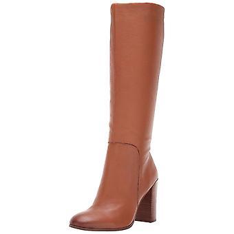 Kenneth Cole New York Womens Justin Leder mandelförmige Spitze Stiefel High-Fashion