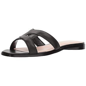 Avec Les Filles kvinners Blaye Flat Sandal