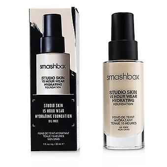Smashbox Studio Skin 15 Hour Wear Hydrating Foundation - 0.1 (muy justo con tono neutro) - 30ml/1oz
