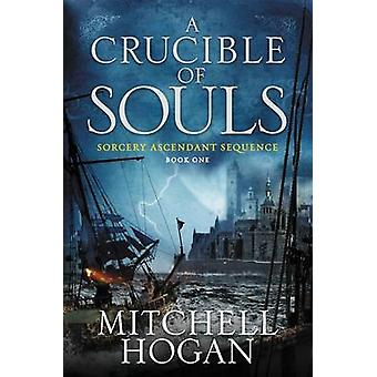 A Crucible of Souls - Book One of the Sorcery Ascendant Sequence by Mi