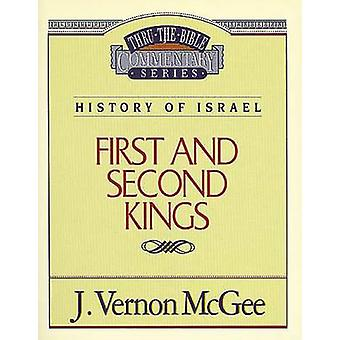 1 and 2 Kings by J Vernon McGee - A L Gill - 9780785203940 Book