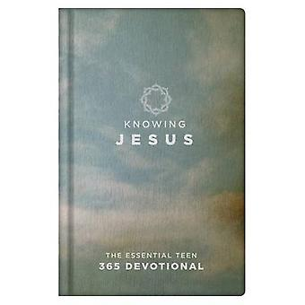 Knowing Jesus (Blue Cover) - The Essential Teen 365 Devotional by B&h