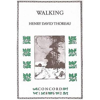 Walking by Henry David Thoreau - 9781557091000 Book