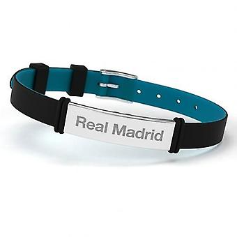Real Madrid Colour Silicone Bracelet