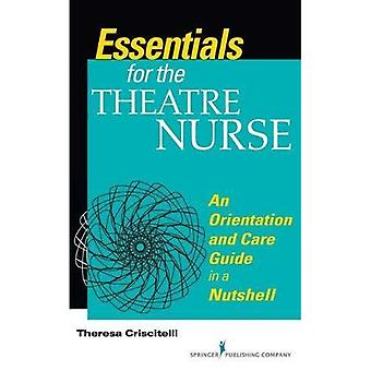 Essentials for the Theatre Nurse: An Orientation and Care Guide in a Nutshell