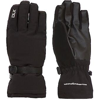 Trespass Mens Spectre Waterproof Breathable Padded DLX Stretch Gloves