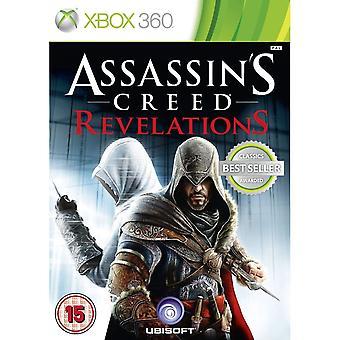 Assassins Creed kinyilatkoztatások Greatest Hits Xbox egy kompatibilis Xbox 360 játék