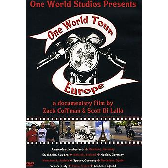 One World Tour Europe [DVD] USA import