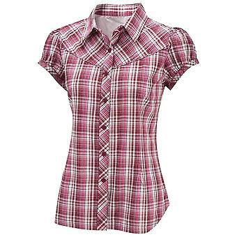 Sprayway Scarlet Womens Akiri Check Shirt