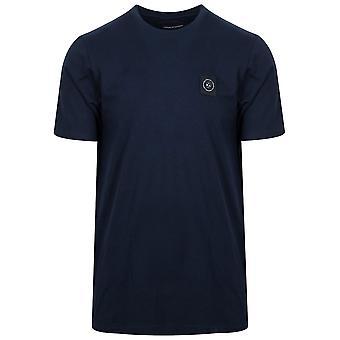 Marshall Artist Navy Short Sleeve Siren T-Shirt