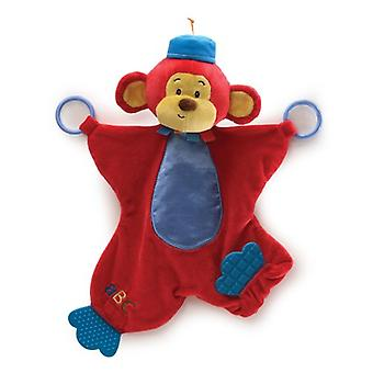 Blanket - Baby Gund - Color Fun Circus Monkers Activity 16