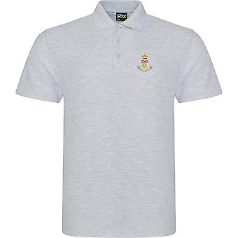 Green Howards Colour - Licensed British Army Embroidered RTX Polo