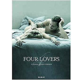 Four Lovers [DVD] USA import