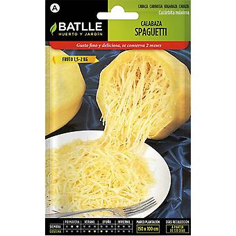 Batlle Spaghetti Pumpkin (Garden , Gardening , Seeds)