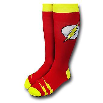 Flash Classic-symboli miehistön sukka