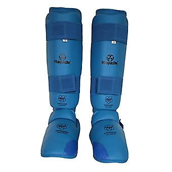 Hayashi 343 prot?ge-Tibia and Mixed Foot - Unisex - 343 - Blue - M