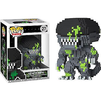 Alien Alien Bloody 8-Bit US Exclusive Pop! Vinilo