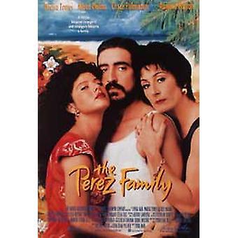 The Perez Family (Single Sided) Original Cinema Poster