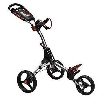 Easyglide Compact 3 hjul push Golf trolley