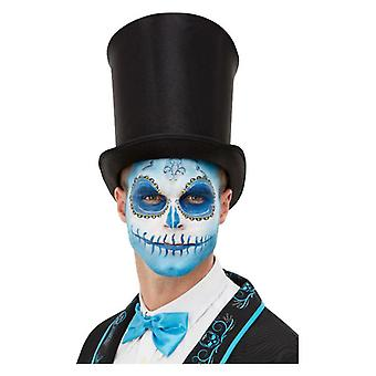 Day of the Dead Make Up Kit Halloween Farby do twarzy