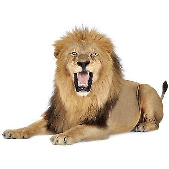 Autocollant Sticker Voiture Moto Deco Animal Animaux Lion Sauvage Jungle