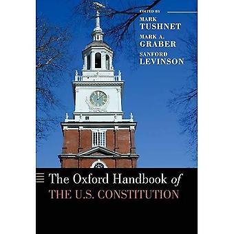 O manual de Oxford de os E.U. Constituição (manuais de Oxford)