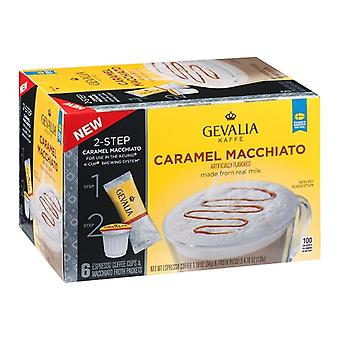Gevalia Kaffe 2 stap Caramel Macchiato K Cups