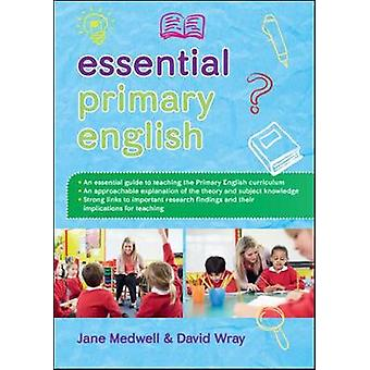 Essential Primary English by Jane Medwell