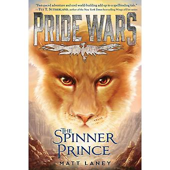 The Spinner Prince par Matt Laney