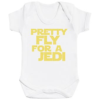 Pretty Fly For A Jedi - Baby Bodysuit