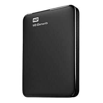 Dysk twardy Western Digital WD Elements Portable WDBUZG0010BBK-WESN 1 TB 2,5