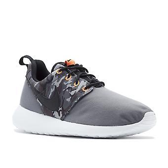 Rosherun Print Gs - 677782-004 - Shoes