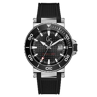 Gc Guess Collection Y36002g2 Diver Code Men's Watch 44 Mm