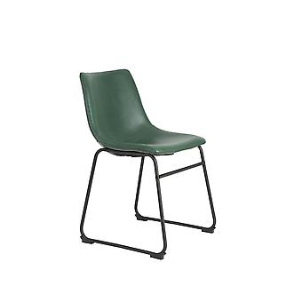 Light & Living Dining Chair 45x55x79cm Jeddo Green