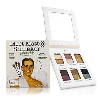 Meet Matt(E) Shmaker Eyeshadow Palette 9.6g/0.34oz
