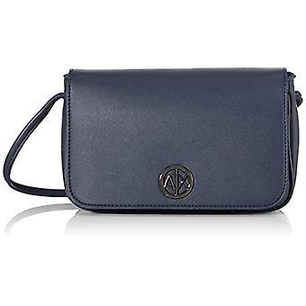 ARMANI EXCHANGE Small Shoulder Bag - Blue Women's Shoulder Bags (Blue) 10x10x10 cm (W x H L)