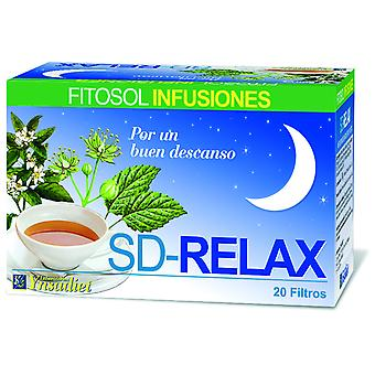 Ynsadiet Relax relaxing Sd 20 filters