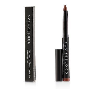 Cor crays lábio fosco lápis # redwood 223229 1.4g /0.05oz
