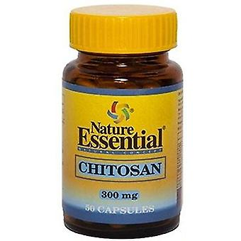 Nature Essential Chitosan 300 mg. 50 Capsules