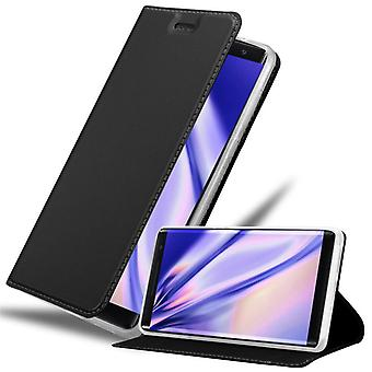 Case for Nokia 8 Sirocco Foldable phone case - Cover - with stand function and card compartment