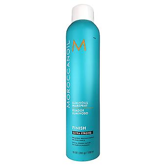 Moroccanoil luminous hairspray extra strong finish 10 oz