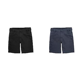 Result Mens Work-Guard Super Stretch Slim Chino Shorts