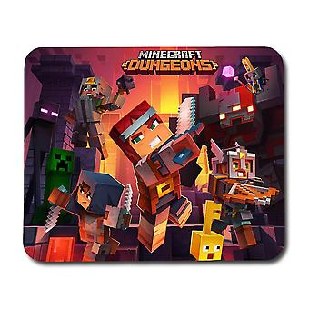 Minecraft Dungeons Mousepad