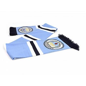 Manchester City FC Official Football Shader Scarf