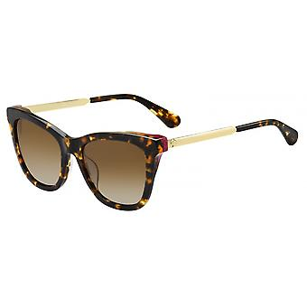 Sunglasses Alexane Ladies Polarizing Brown