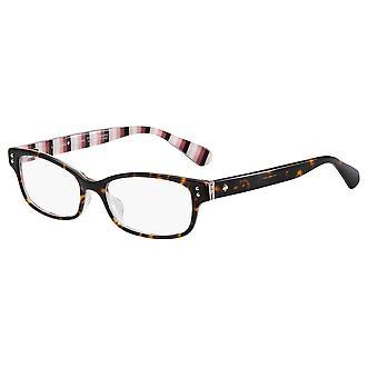 كيت سبيد لوسيان2 نظارات نمط هافانا 2VM