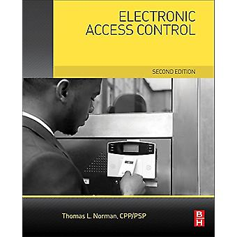 Electronic Access Control by Thomas L. Norman - 9780128054659 Book