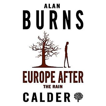 Europe After the Rain by Alan Burns - 9780714549163 Book